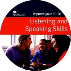 Imrprove IELTS Listening and Speaking Skills Class Audio CD
