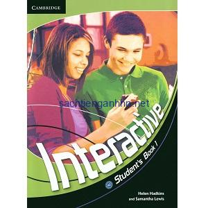 Interactive 1 Student Book