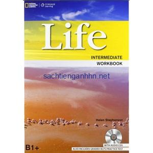 Life Intermediate B1+ Workbook
