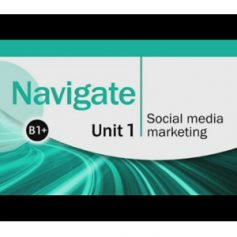 Navigate Intermediate B1 plus Coursebook Video DVD