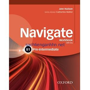 Navigate Pre-intermediate B1 Workbook with key