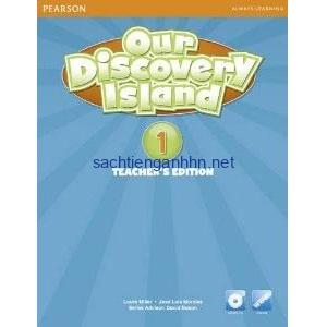 Our Discovery Island 1 Teacher's Edition