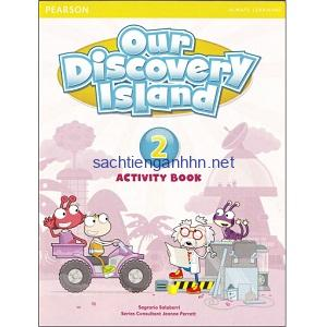 Our Discovery Island 2 Activity Book