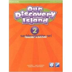 Our Discovery Island 2 Teacher's Edition