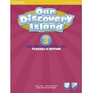 Our Discovery Island 3 Teacher's Edition