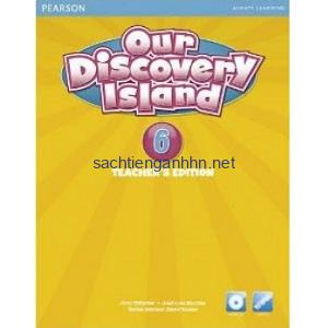 Our Discovery Island 6 Teacher's Edition