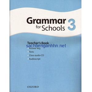 Oxford Grammar for Schools 3 Teacher's Book