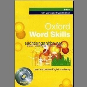 Oxford Word Skills Basic Book