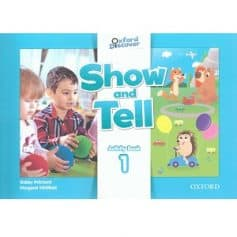 Show and Tell 1 Activity Book