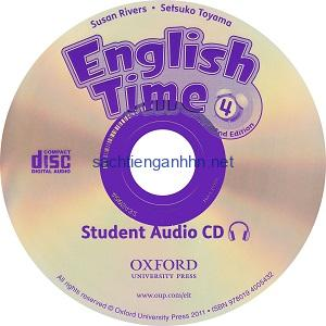 English Time 4 2nd Student Audio CD