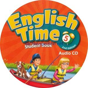 English Time 5 2nd Student Audio CD