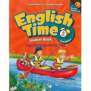 English Time 5 Student Book 2nd Edition