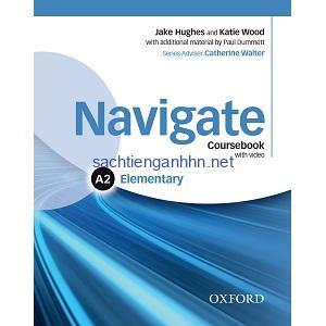 Navigate Elementary A2 Coursebook
