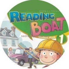 Reading Boat 1 Audio CD