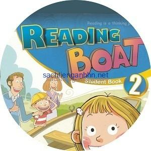 Reading Boat 2 Audio CD