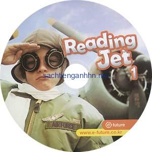 Reading Jet 1 Audio CD