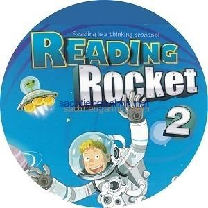 Reading Rocket 2 Audio CD