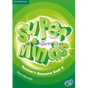 Super Minds 2 Teacher's Resource Book