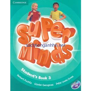 Super Minds 3 Student's Book