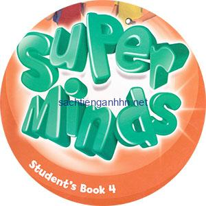 Super Minds 4 Audio CD 3