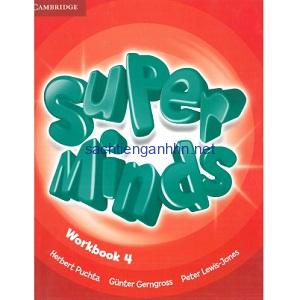 Super Minds 4 Workbook