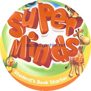 Super Minds Starter Audio CD 1