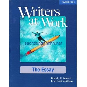 Writers at Work – The Essay