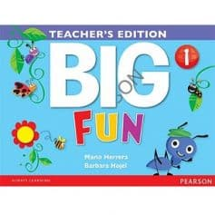Big Fun 1 Teacher's Edition