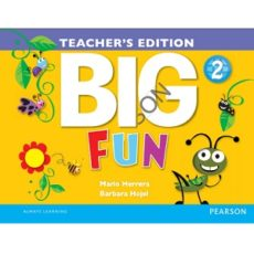 Big Fun 2 Teacher's Edition