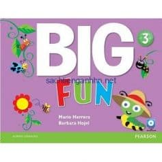 Big Fun 3 Student Book