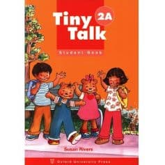 Tiny Talk 2A Student Book