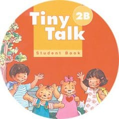 Tiny Talk 2B Class Audio CD