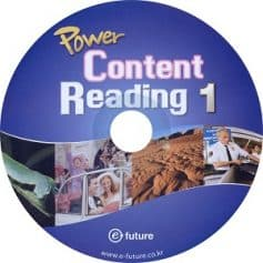 Power Content Reading 1 Audio CD