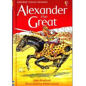 Usborne Young Reading Series Three Alexander the Great