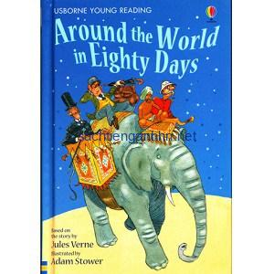 Around the World in Eighty Days (Usborne Young Reading Series Two)