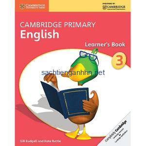 Cambridge Primary English 3 Learner's Book