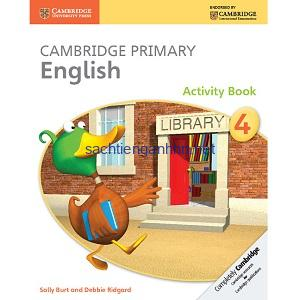 Cambridge Primary English 4 Activity Book
