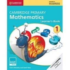 Cambridge Primary Mathematics 1 Learner's Book