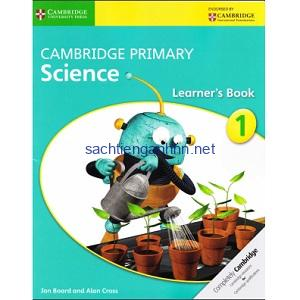 Cambridge Primary Science 1 Learner's Book