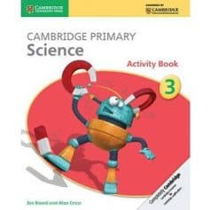 Cambridge Primary Science 3 Activity Book