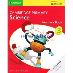 Cambridge Primary Science 3 Learner's Book