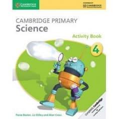 Cambridge Primary Science 4 Activity Book