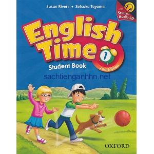 English Time 1 Student Book 2nd Edition