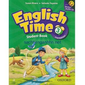 English Time 3 Student Book 2nd Edition