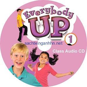 Everybody Up 1 Class Audio CD