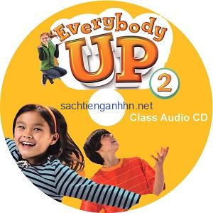 Everybody Up 2 Class Audio CD