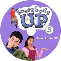 Everybody Up 3 Class Audio CD