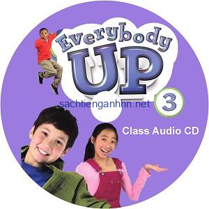 Everybody Up 3 Class Audio CD1