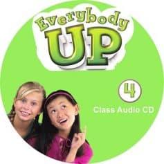 Everybody Up 4 Class Audio CD