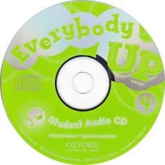Everybody Up 4 Student Audio CD